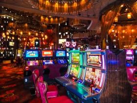 Un casino à Las Vegas