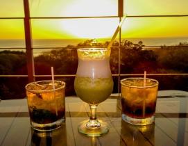 Cocktails au Costa Rica