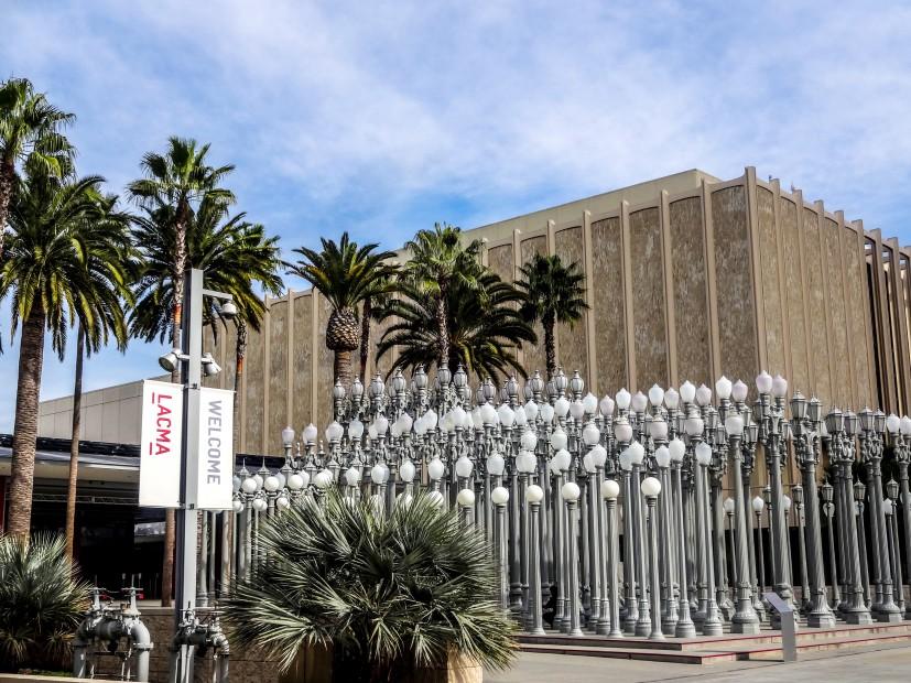 Le LACMA à Los Angeles