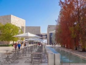 Le Getty Museum à Los Angeles