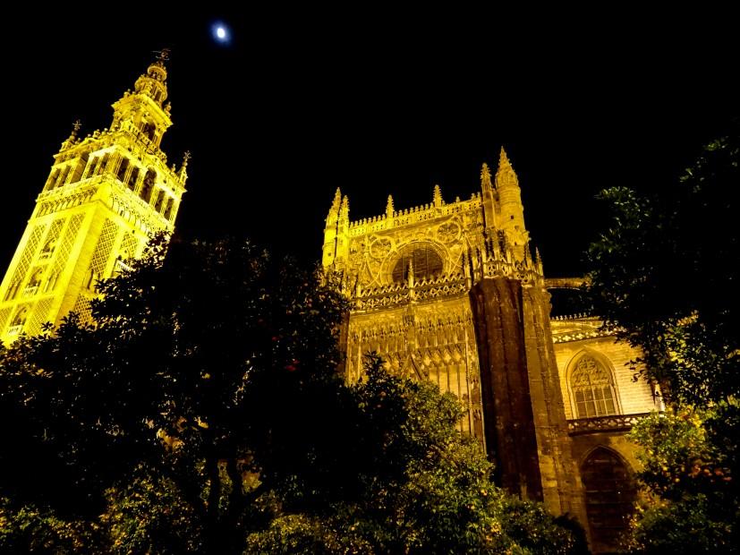 La Cathédrale de Séville : la Giralda