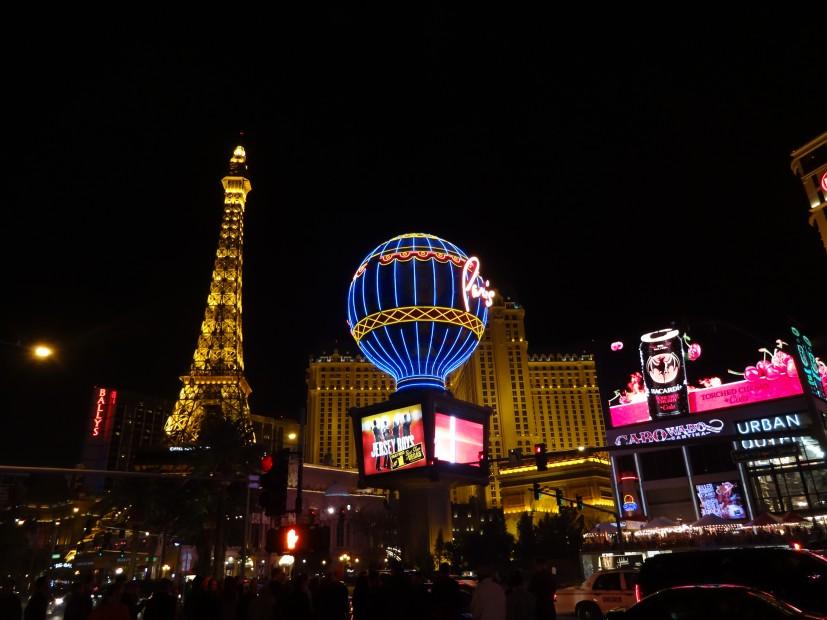 Las Vegas la nuit