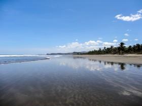 Plage de rêve sur la péninsule de Nicoya