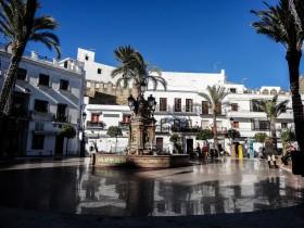 Village blanc d'Andalousie