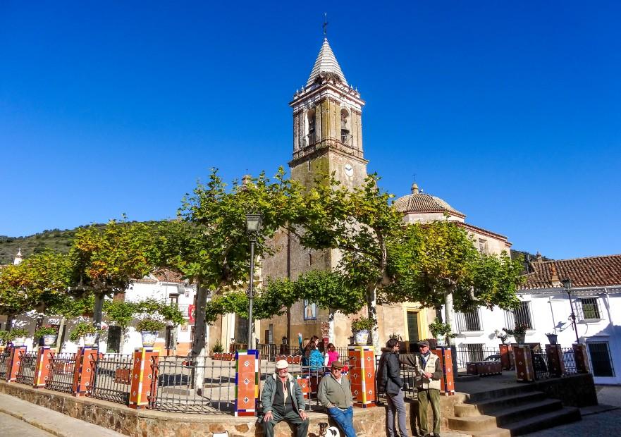 Place d'Aracena