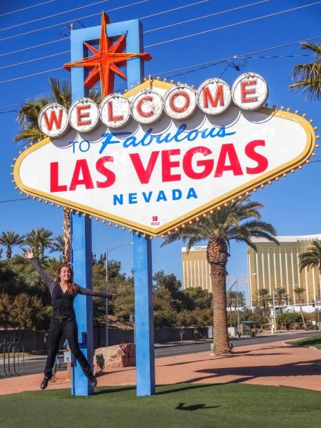 Photo souvenir de Las Vegas