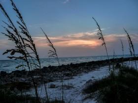 Coucher de soleil à Clearwater