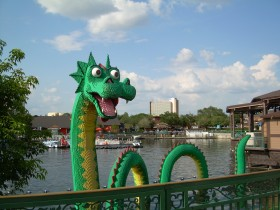 Downtown Disney World