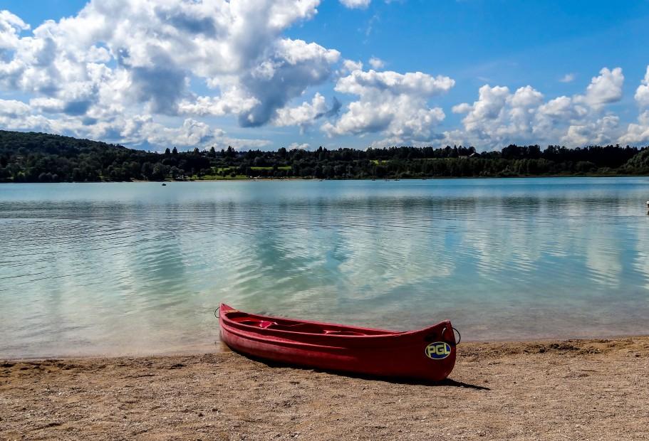 Lac du Chalain, Jura