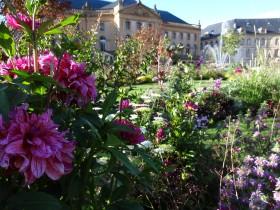 Jardins fleuris de Metz
