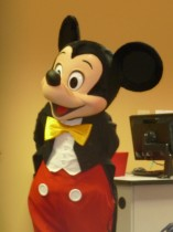 Formation Disney avec Mickey !
