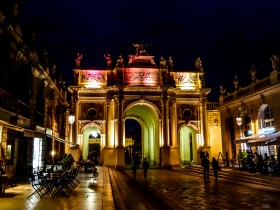 Nancy la nuit