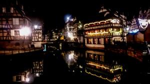 Strasbourg ambiance Noël