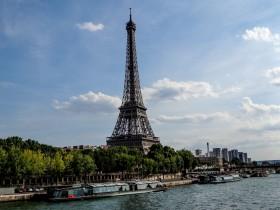 La Tour Eiffel de Paris