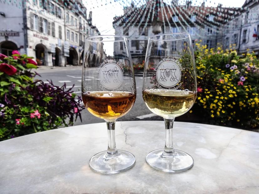 Les vins d'Arbois