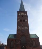 La Cathédrale d'Aarhus