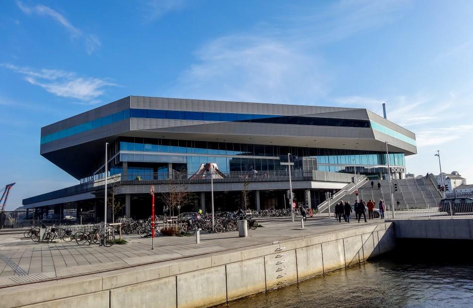 Le dokk1 à Aarhus