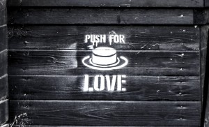 Aarhus, tag push for love