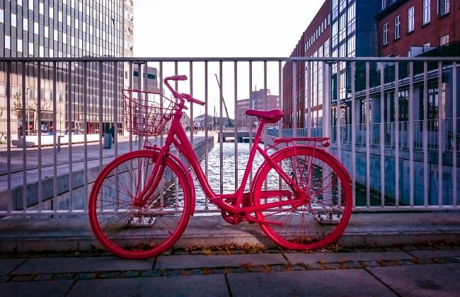 Aarhus à vélo