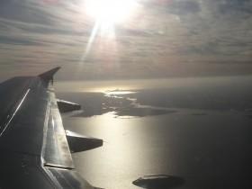 Atterrissage à Copenhague