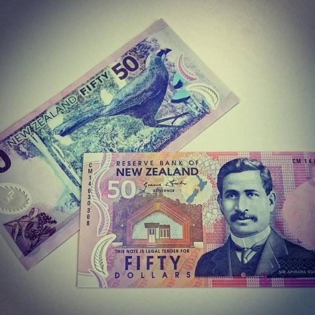 Dollars de Nouvelle-Zélande