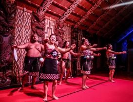 Danses maories