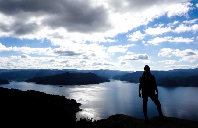 Randonnée autour du Lac Waikaremoana