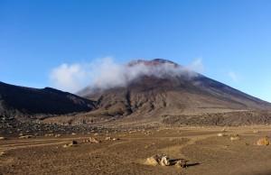 Le mont Ngauruhoe