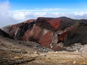 Le Red Crater