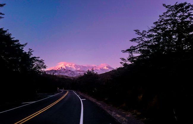 Whakapapa et le Mont Ruapehu
