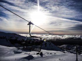 pistes de ski de Whakapapa
