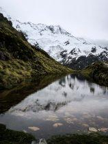 Glaciers Mont Cook