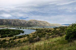 Route vers Dunedin