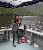 Pêche à Doubtful Sound
