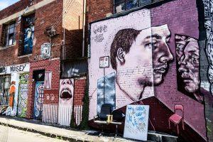Art de rue à Melbourne
