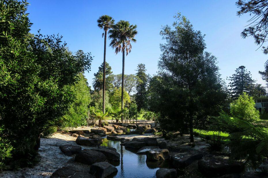 Jardin botanique de Melbourne
