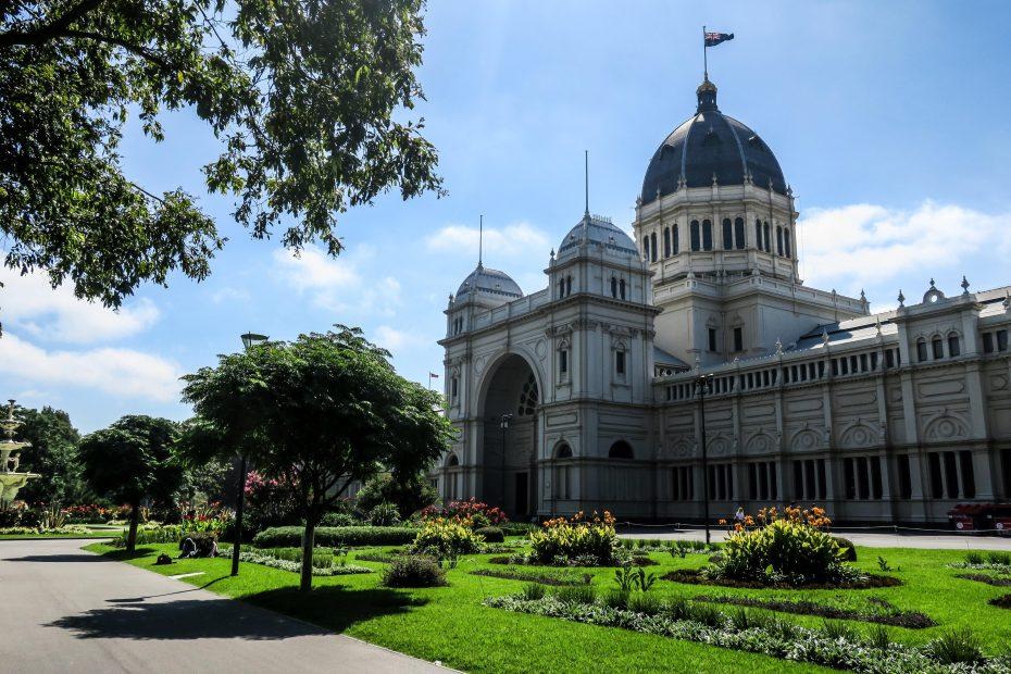 Jardins à Melbourne