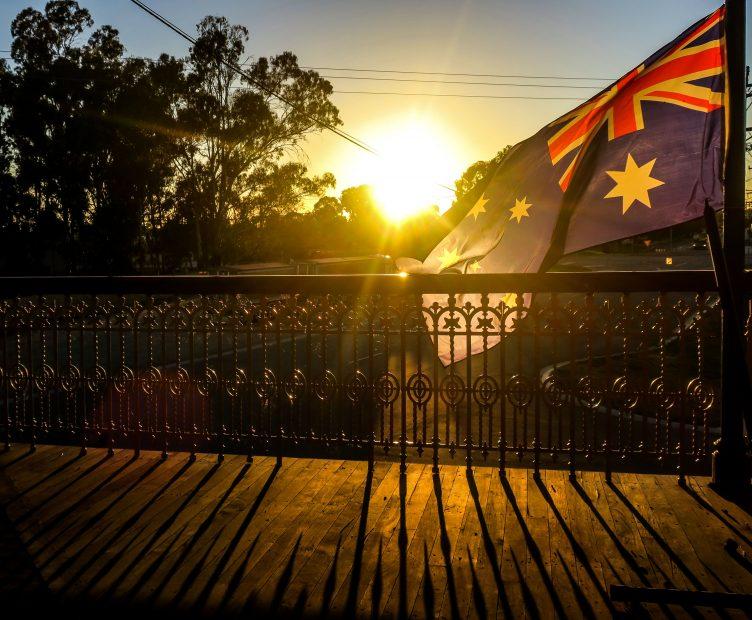 Tocumwal en Australie