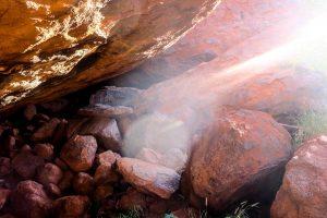 Rayon de soleil Uluru