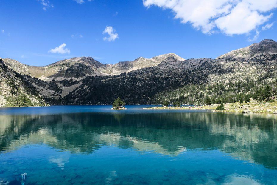 Le Lac d'Aubert