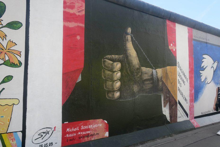 Mur de Berlin, Noël