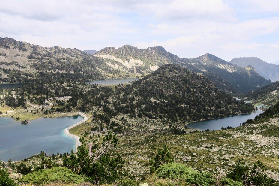 Randonnée Lac d'Aubert