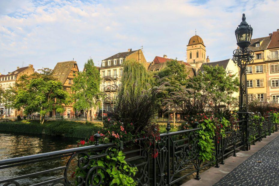 Strasbourg et ses quais