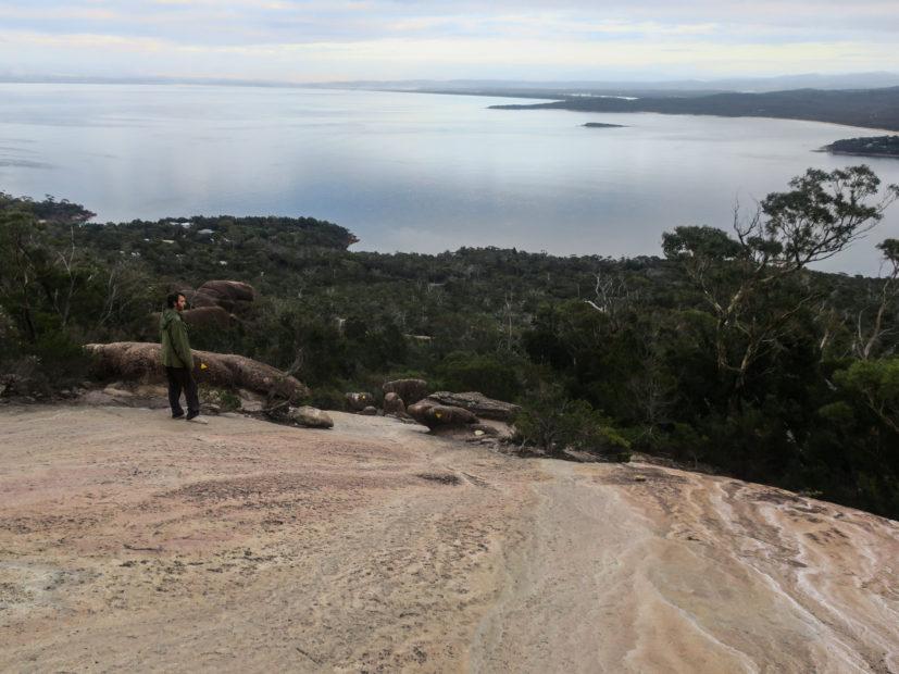 Tasmanie, Mont Amos