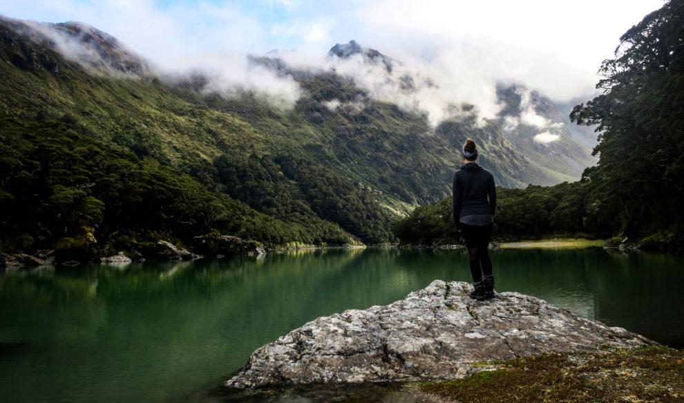 Lac Mackenzie, Nouvelle-Zélande