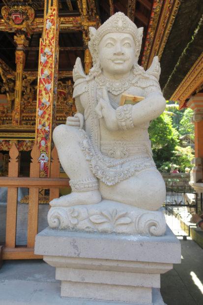 Statue, Ubud