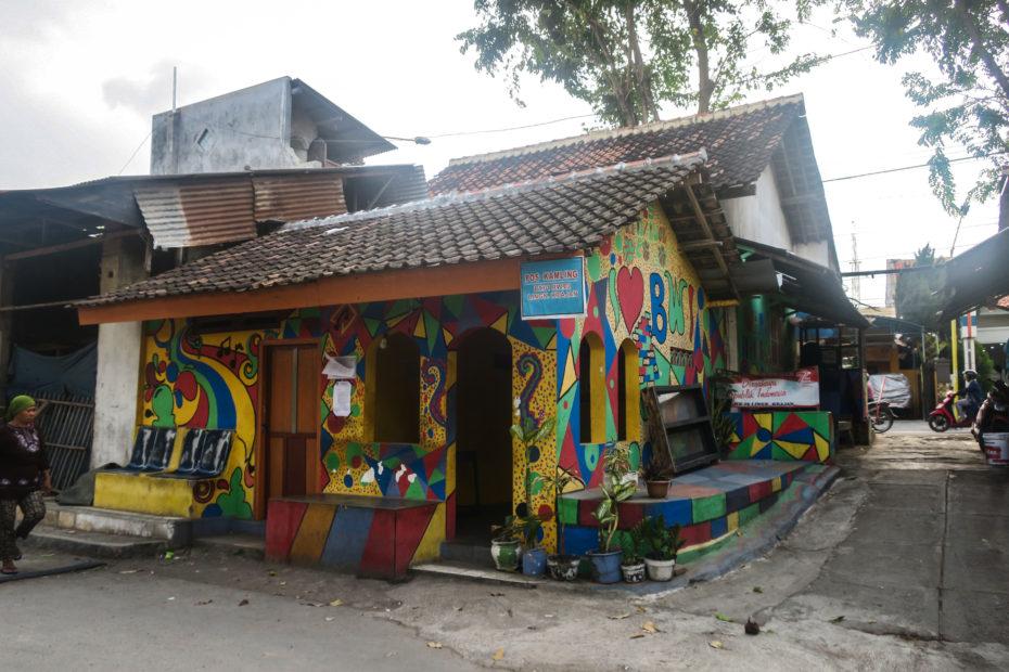 Les couleurs de Banyuwangi