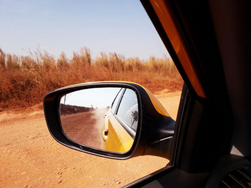 Road trip de voyageuse