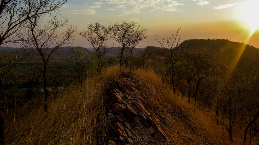 Coucher de soleil, Kimberley