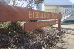 Bibbulmun Track depart